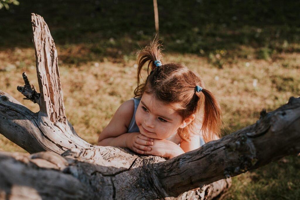 Gyermek portré